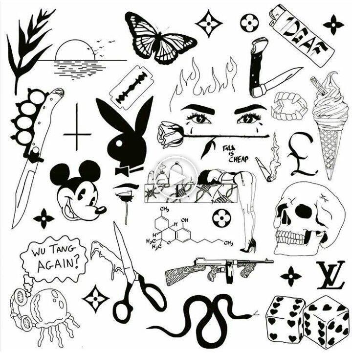 Pin On Simple Tattoos
