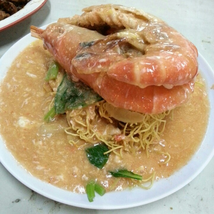 prawn noodles | I (don't) Diet | Pinterest | Noodles