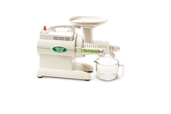 Green Star Juicer & Food Processor - GS2000 - Best choice for creating healthy, nutritious juices #SustainTheFuture