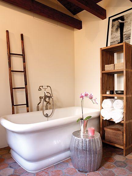 Eight Fabulous Designer Bathrooms