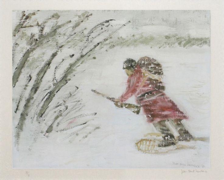 174 best jean paul lemieux images on Pinterest | Artists, Canadian ...