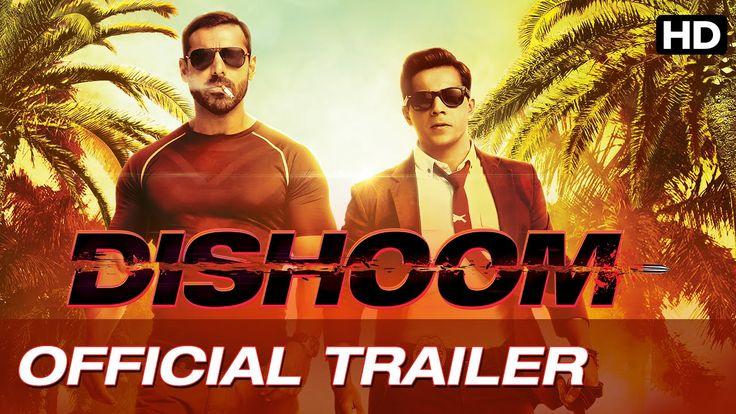 Dishoom Official Trailer with Subtitle | John Abraham, Varun Dhawan, Jac...