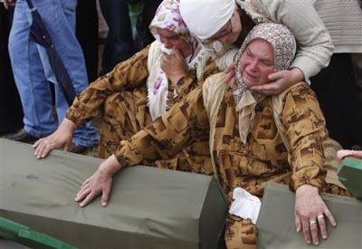 zvornik massacre | Srebrenica Massacre