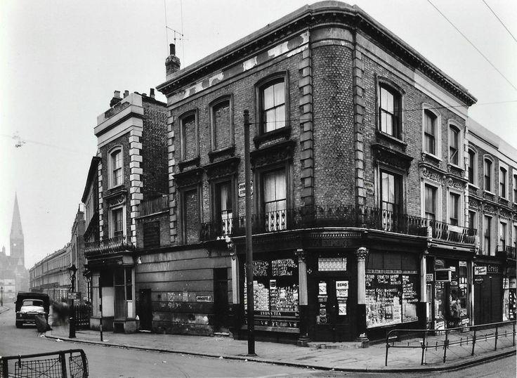 CIRENCESTER STREET, 1958