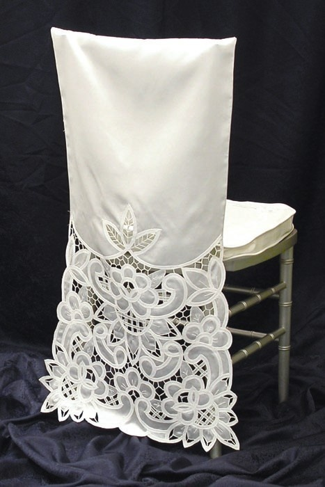 Chiavari Chair Cover (french Lace)