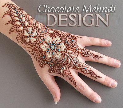 henna designs | chocolate mehndi design 300x263 Latest Mehndi Designs Pictures 2012 ...
