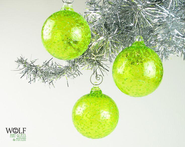 Brown and lime green christmas tree decorations : Best lime green christmas images on