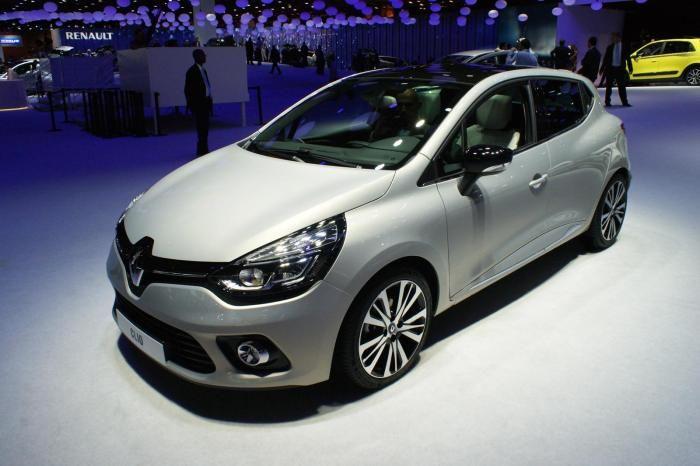 Paris motor show 2014 Renault Clio Initiale and Espace Initiale