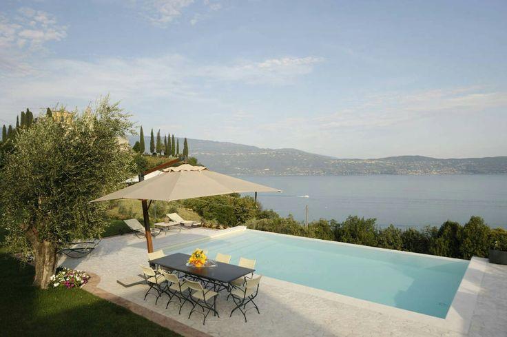 Luxury  villa on Lake Garda, Italy