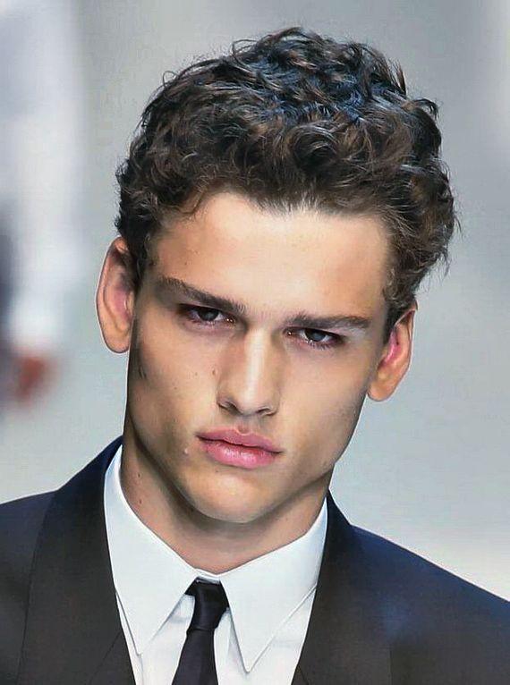 10 best Curly man hair images on Pinterest | Hair cut, Men hair ...