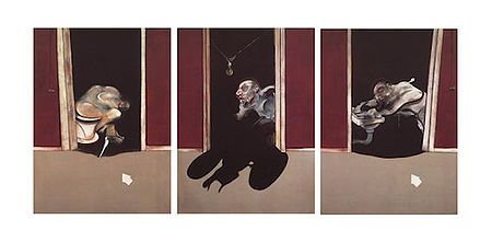 Francis Bacon: Triptych, May–June 1973