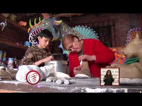 Hecho en México: Juguetes tradicionales mexicanos - YouTube