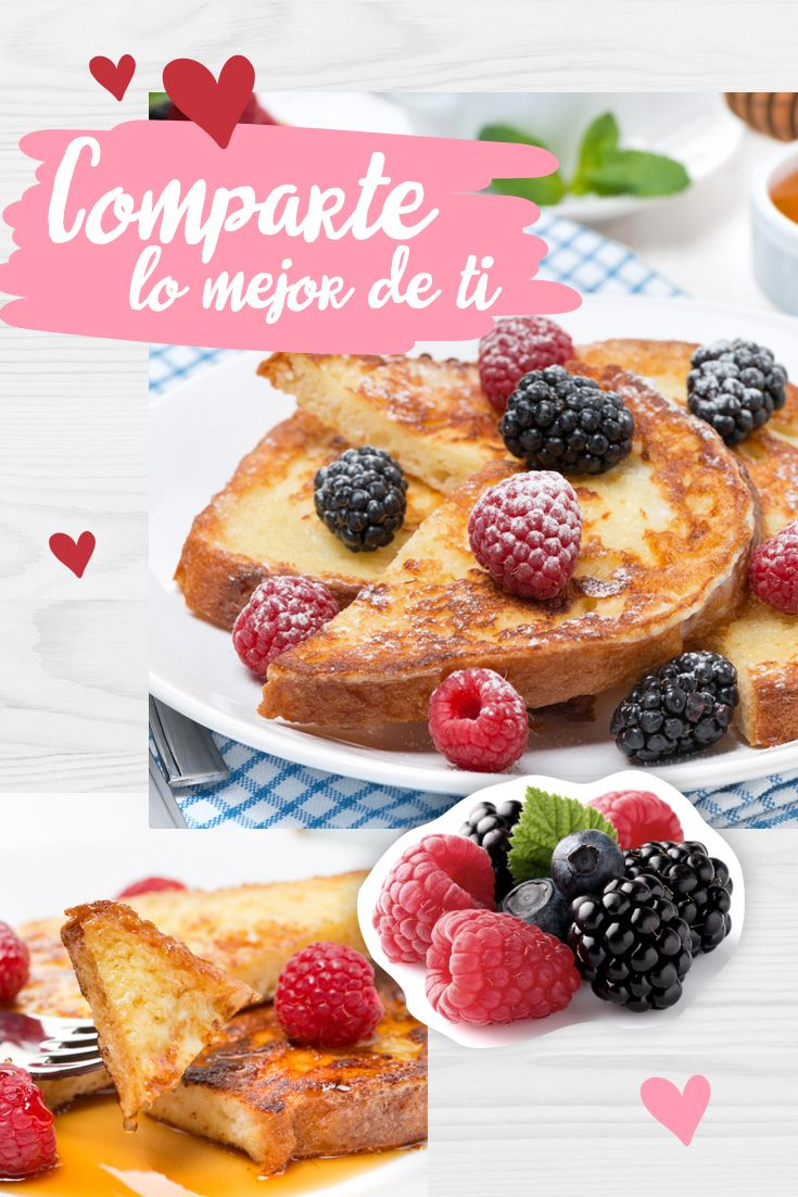 Para consentir a mamá en esas dulces mañanas de mayo. Mayo, Cooking Ideas, Cereal, Breakfast, Ethnic Recipes, Yummy Cakes, Sweets, Deserts, French Tips