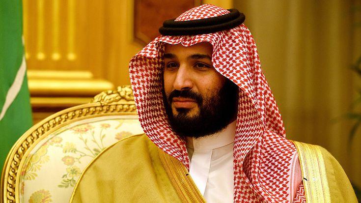 Avec le nouveau prince héritier saoudien, la guerre contre l'Iran est-elle inévitable ?  ENCORE UN CONNARD QUI VEUT SACRIFIER LES PERSONNES POUR SE NOURRIR DE LEUR SANG AVEC LES GUERRES CONTRE LES AUTRES PAYS ET AUTRE RELIGION