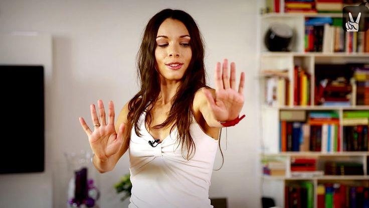 Just Dance & Shape Your Body - 25 Minuten Workout mit Amiena Zylla, via YouTube.