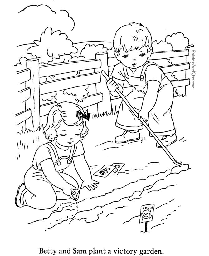 image detail for these free printable coloring pages of farm pictures provide hours of