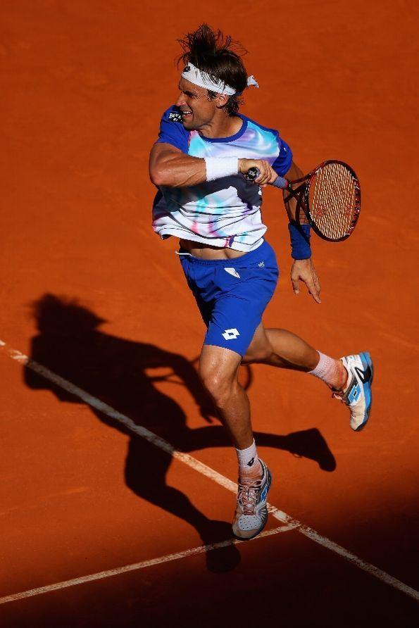 David Ferrer @jugamostenis #tennis #tenis