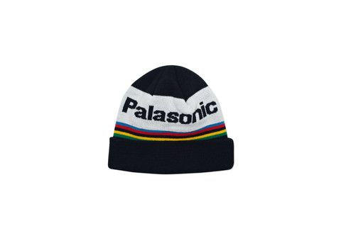 PALASONIC BEANIE BLACK / WHITE