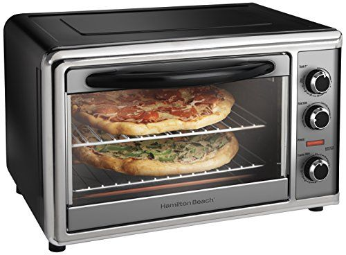 Hamilton Beach 31104 Countertop Oven with Convection and Rotisserie, Silver Hamilton Beach http://smile.amazon.com/dp/B0083I7Q5I/ref=cm_sw_r_pi_dp_64pMwb0TKQMVJ