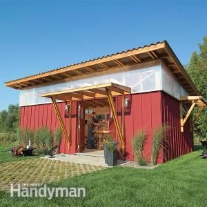 Red hot workshop discover more ideas about the family for Handyman plans