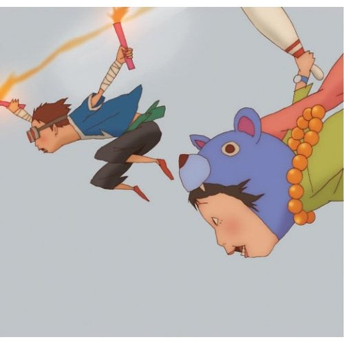 """Tekkonkinkreet"", anime by Michael Arias & Taiyo Matsumoto"