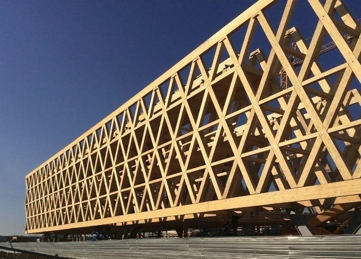 Chile Pavilion at Expo Milano 2015, Milano, 2015 - Undurraga Deves Arquitectos