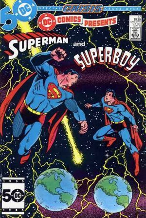 DC Comics Presents #87 the first appearance of Superboy Prime.