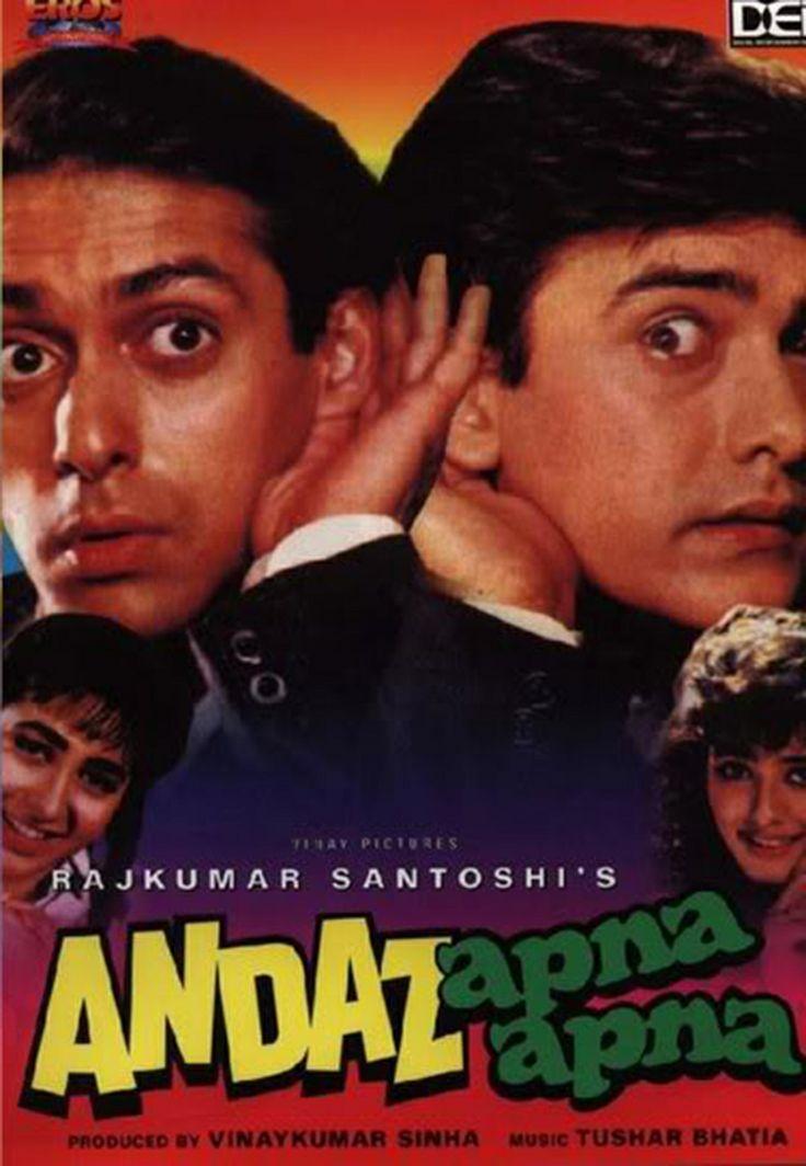 Celebrating 20 years Andaz Apna Apna (1994) !