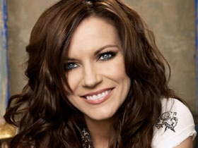Martina McBride... such a beautiful woman and a voice to match!