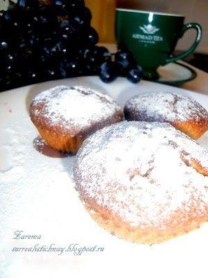Вкус Жизни - Le gout de la vie: Овсяные кексы с кленовым сиропом