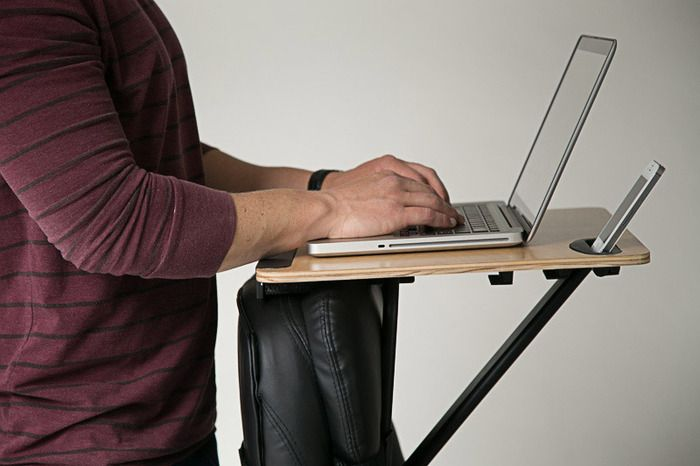 StorkStand: The Most Affordable, Mobile Standing Desk by Mike Goldberg — Kickstarter