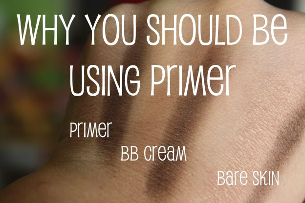Why You Should Be Using Primer - It makes a HUGE difference!