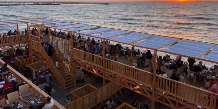 مطعم مالديف غزة في غزة