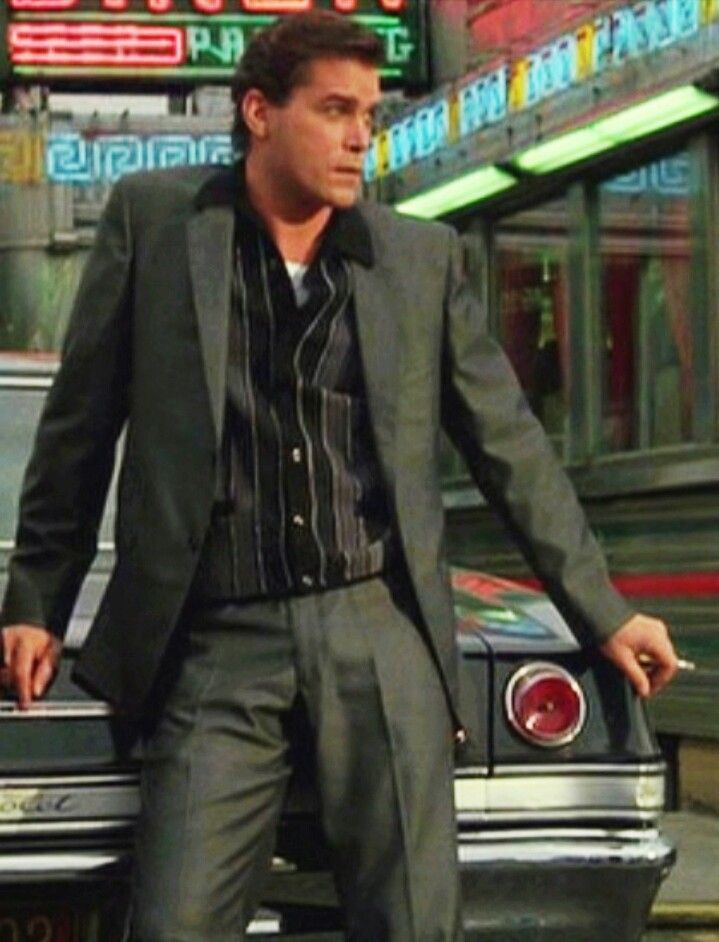 Ray Liotta as Henry Hill