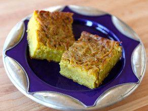 ... Potato Kugel on Pinterest | Passover recipes, Rosh hashanah and Potato