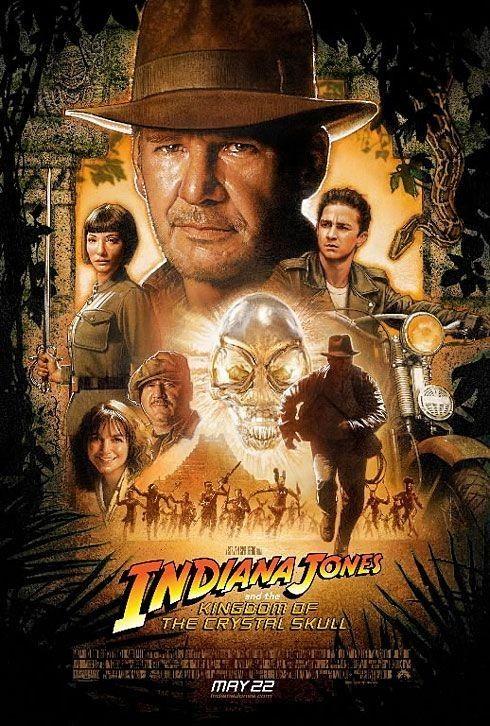 Indiana Jones e il Regno del Teschio di Cristallo (film 2008)