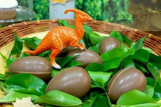 Ovos de dino