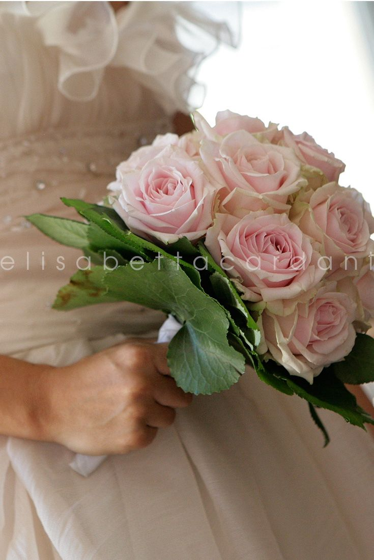 #elisabettacardani #italianstyle #bouquet #wedding #pinkroses