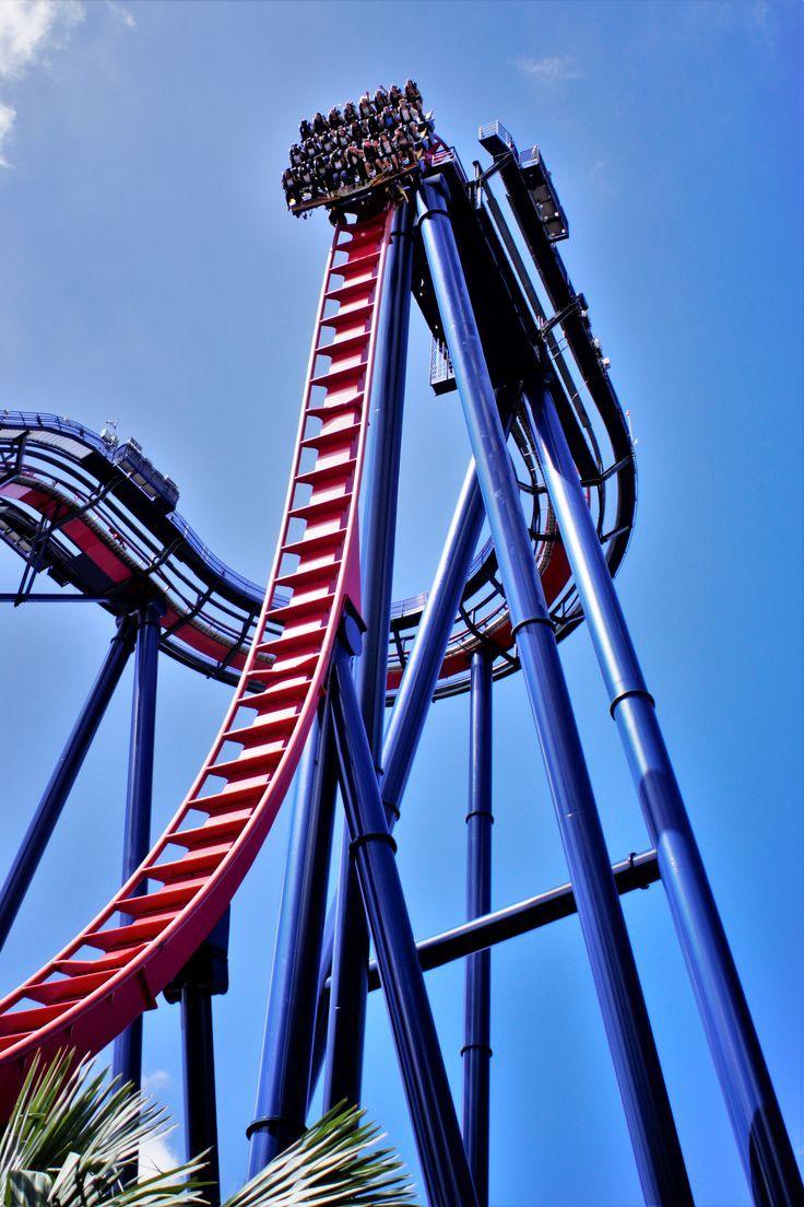 0d257e2bf7520b6764a6897a7f9efc7c - Sheikra Roller Coaster At Busch Gardens