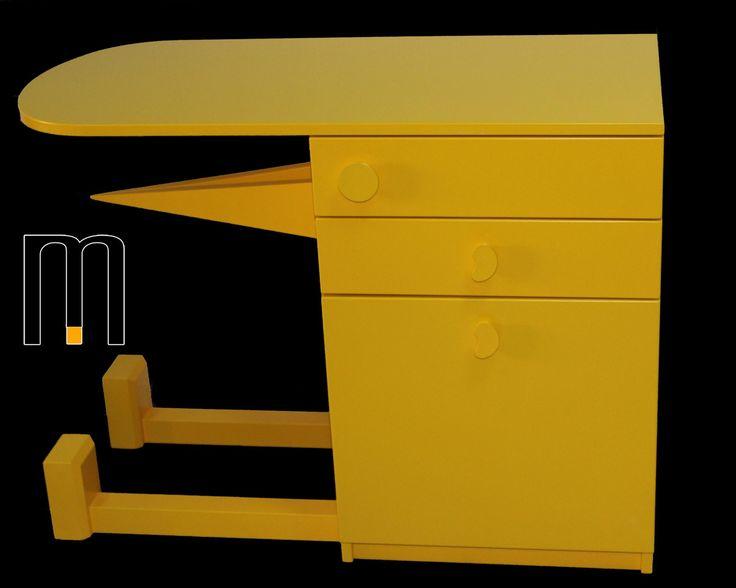 Design Riccardo Dalisi realized Mazzocca Wood Design Lab Design ecologically sustainable