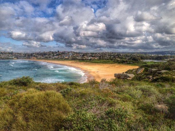 Cobbers Walk, North Curl Curl, Sydney - Australia