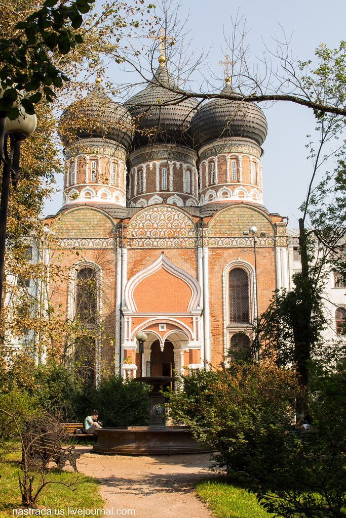 Музей-заповедник Измайлово #парк #природа #красота #прогулка #nature #landscapes #Moscow #view #Москва