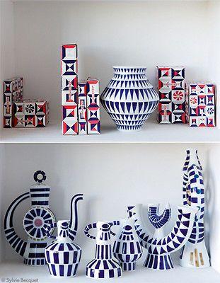 Sargadelos Porcelain - Galicia, Spain