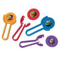 Teenage Mutant Ninja Turtle Disc Shooters Pkt12 $9.95 A391603