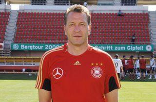 Torwarttrainer Andreas Köpke (Foto: Public Address)