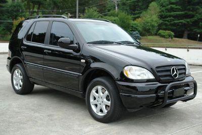 Mercedes-Benz ML430:picture # 3 , reviews, news, specs, buy car