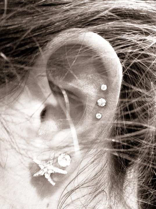 I wonder how much this would hurt...worse than my tattoos? Or just like my belly button ring?