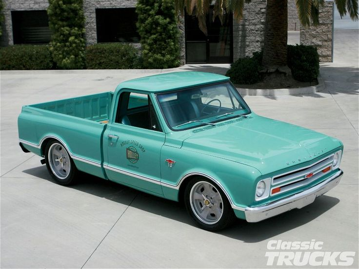 Holley Performance Parts 1967 Chevrolet C10