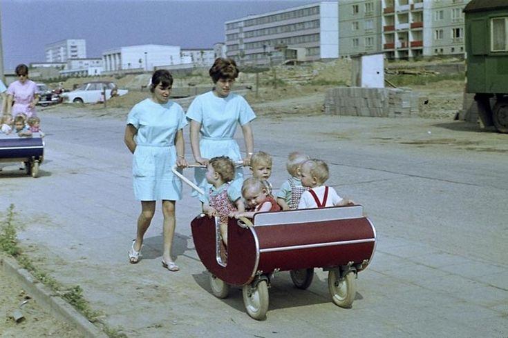 Life in East Germany #WendekinderWendeeltern #DDR