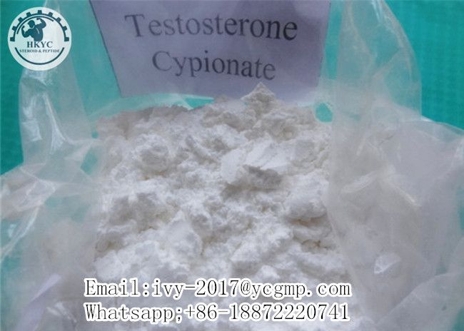 CAS 58-20-8  Testosterone Cypionate   Alias:Testosterone Cyclopentylpropionate,test cyp; depo-testsoterone,testosterone 17B-cypionate CAS No.:58-20-8 Molecular Formula: C27H40O3 Molecular Weight: 412.61 Melting point 98.5-104°C  Specific optical rotation +85°-+92°  Purity:98% Appearance:white or off-white crystalline powder. Usage:Testosterone Cypionate is a synthetic version of the naturally produced testosterone hormone. This hormone is responsible for many different physical and mental…
